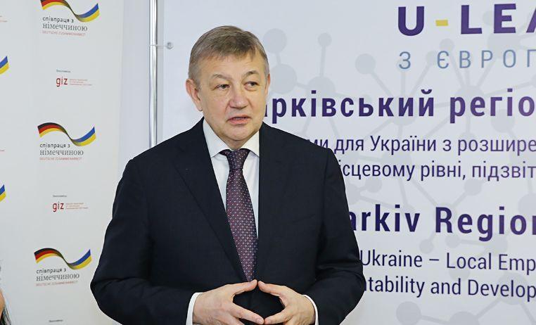 Сергій Чернов: Економічний розвиток сільських територій – наш стратегічний напрямок