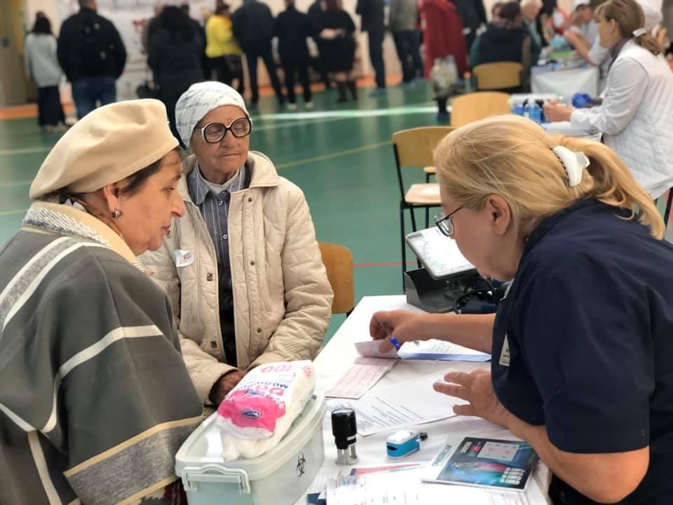 Мешканці Нововодолазького району зможуть безкоштовно перевірити здоров'я