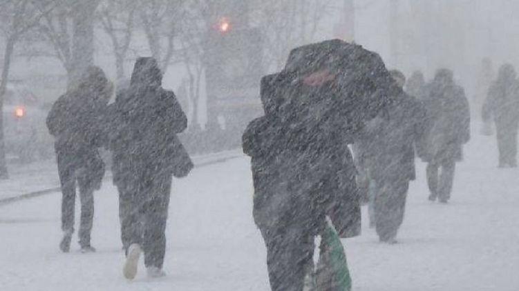 Харків'ян попереджають про значне погіршення погодних умов