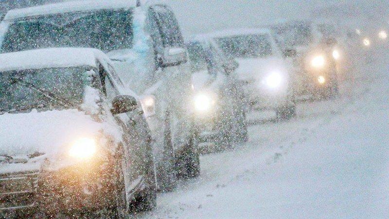На Харківщину прийшла сніжна зима