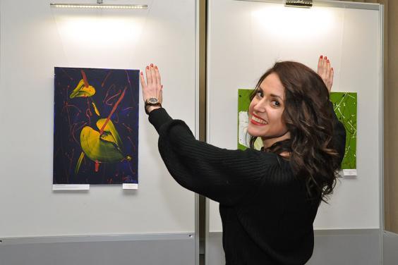 Галерея «Мистецтво Слобожанщини» запрошує на творчу зустріч