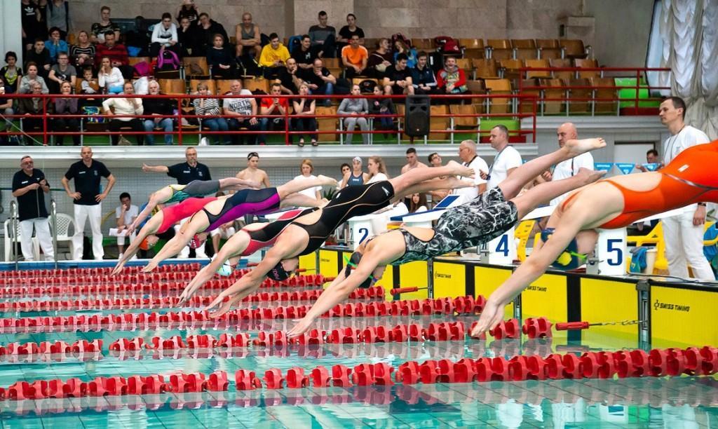 У Харкові проходить чемпіонат України з плавання