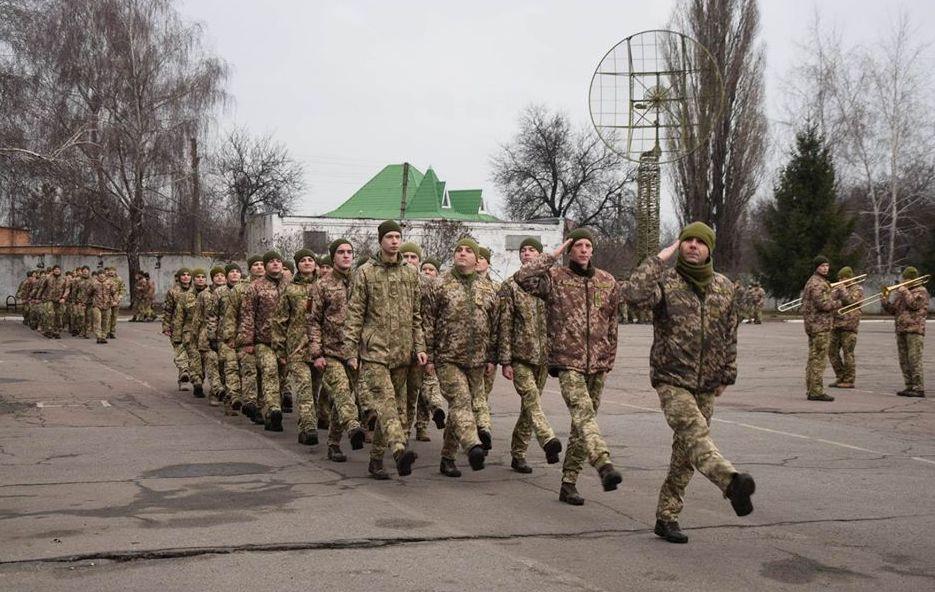Харківщина виконала план з відбору контрактників