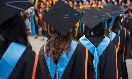 На початок навчального року в області діяло 60 закладів вищої освіти