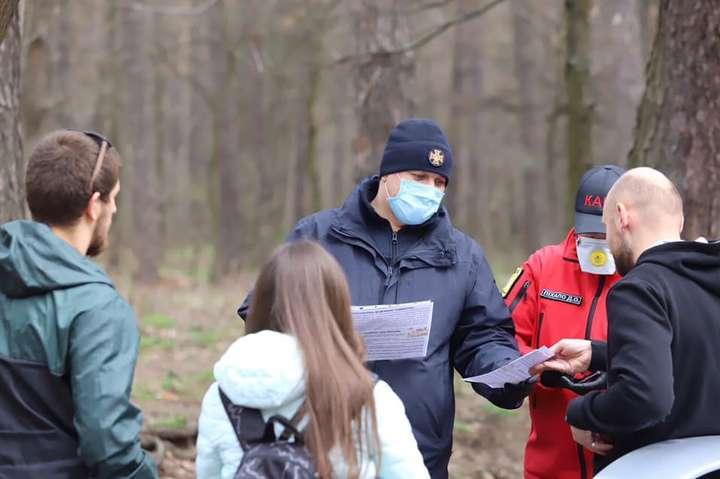 На Харківщині продовжують штрафувати людей за нехтування карантинним режимом