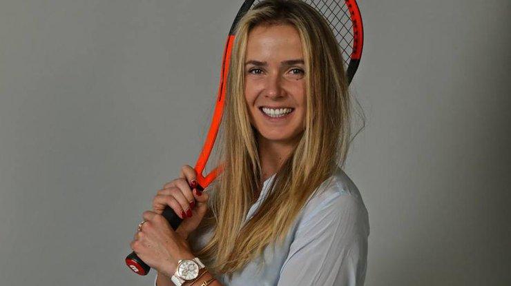 Відома Харківська тенісистка тренується вдома
