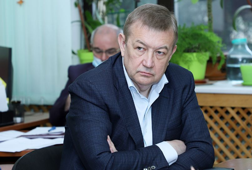 Сергій Чернов: Кошти з обласного бюджету мають своєчасно і ефективно використовуватись