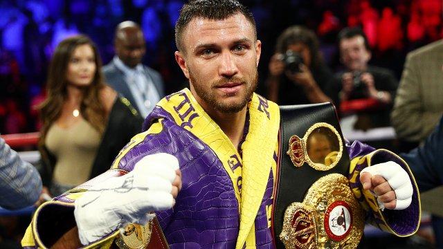 Українець увійшов до числа топ-5 найшвидших боксерів в історії WBC
