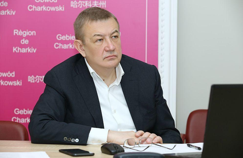 Сергій Чернов: Будівельні роботи маємо запустити цього року максимально