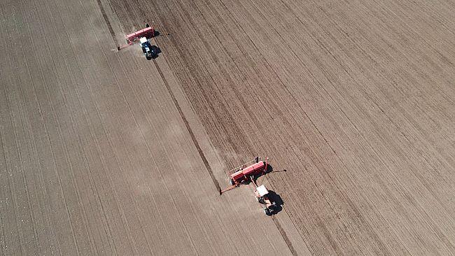 Харківські аграрії засіяли ярими культурами вже понад 425 тис. га