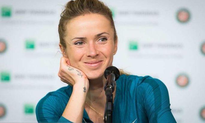 Еліна Світоліна: Без глядачів тенісний турнір перетвориться в тренування
