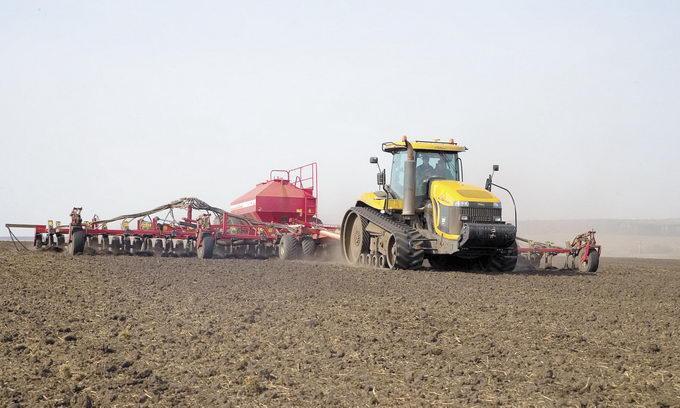В Україні завершується посівна