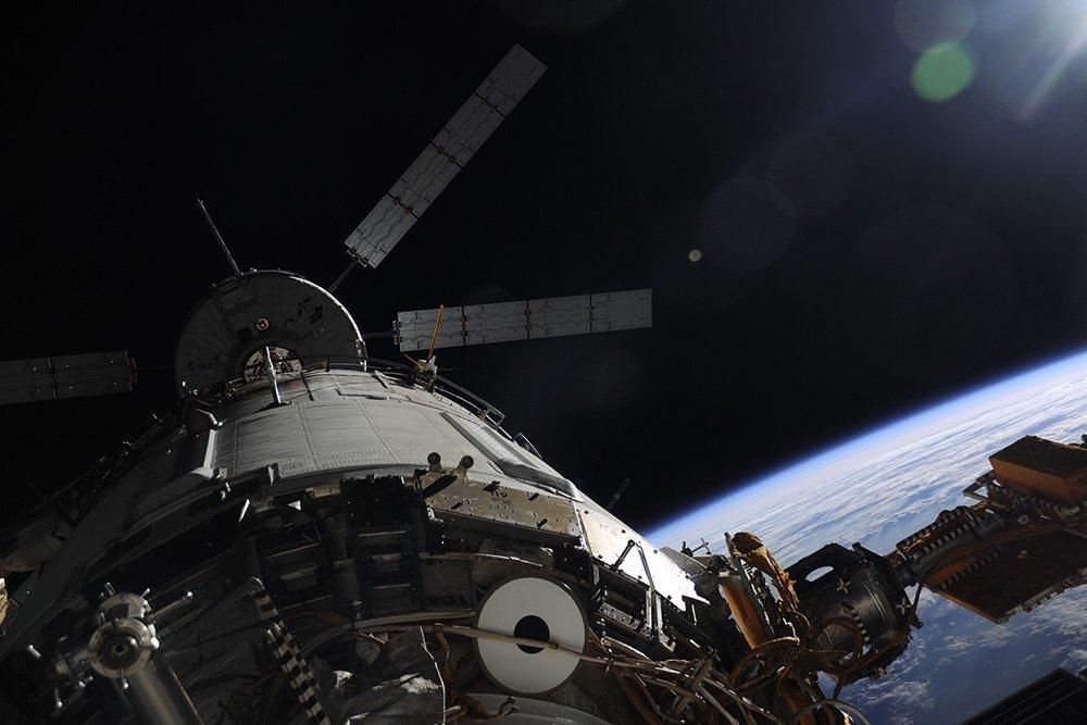 Харків'яни зможуть побачити у нічному небі МКС