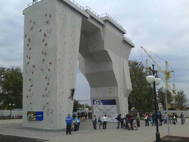 Харків прийме Кубок України з техніки альпінізму