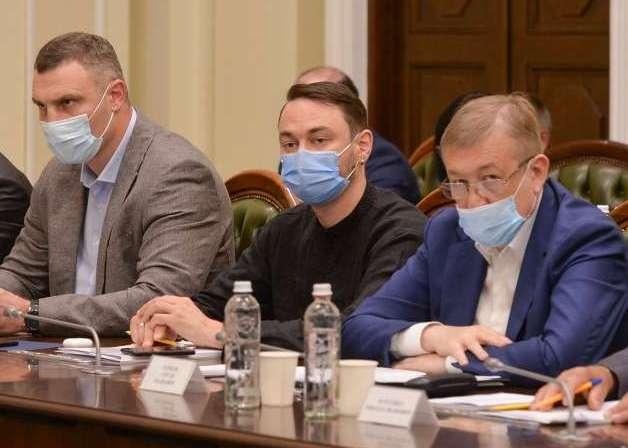 Сергій Чернов обговорюватиме з Дмитром Разумковим законодавчу стратегію завершення реформи місцевого самоврядування
