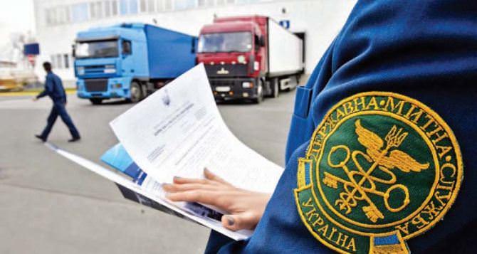 З початку року на митниці оформлено понад 54 тисяч митних декларацій