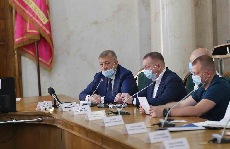 Сергій Чернов пропонує створити робочу групу, яка моніторитиме ситуацію в медичних установах