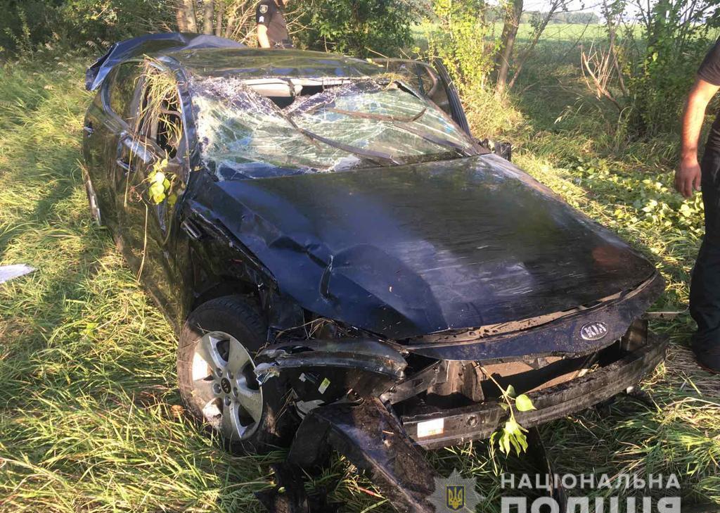 На трасі «Харків-Вовчанськ» сталася смертельна ДТП