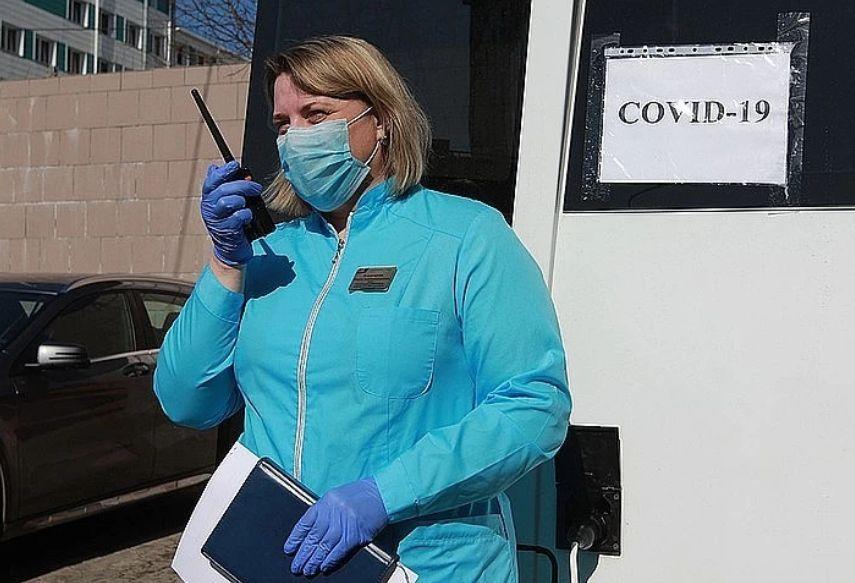 Харківська область на першому місці в країні за темпами збільшення випадків коронавіруса