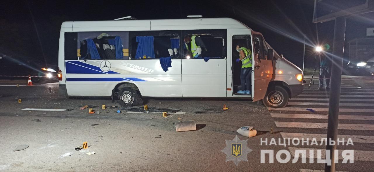 На Харківщині обстріляли автобус: Нападники затримані