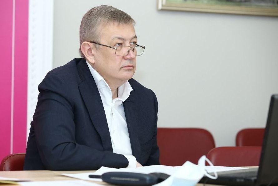 Сергій Чернов: Всеукраїнський діалог з модернізації і реорганізації районних рад триває