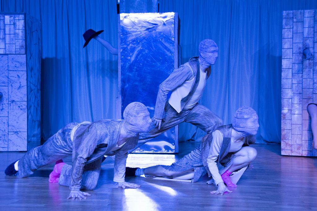 На Камерній сцені театру опери та балету відбулась прем'єра