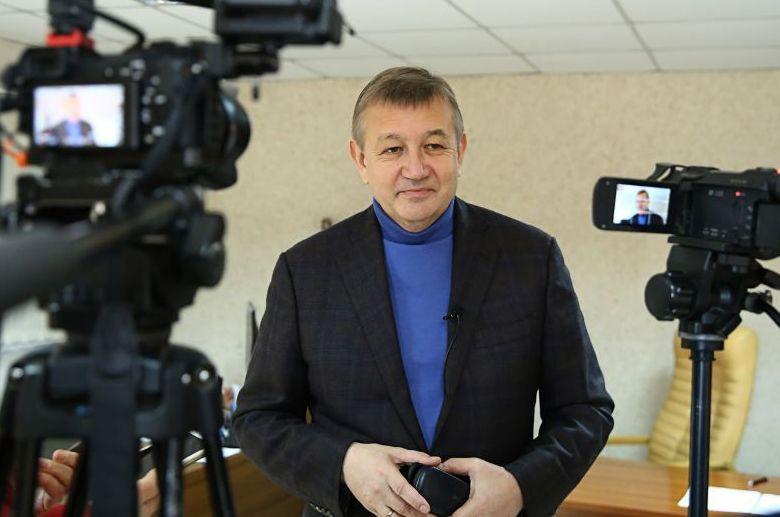 Сергій Чернов: Завдяки мініпроєктам у Богодухові оновлюється інфраструктура освітньої галузі