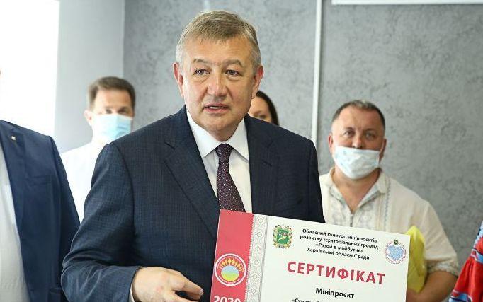 Сергій Чернов: На Коломаччині впроваджують мініпроєкти розвитку соціальної сфери
