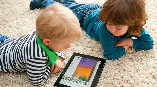 Перебування дітей перед екранами на карантині зросло на 500%