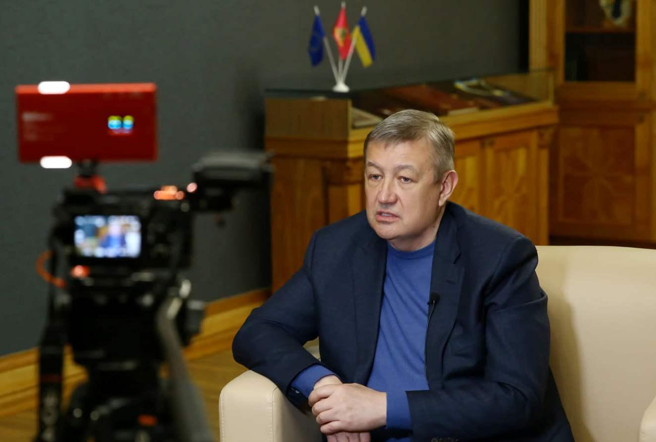 Сергій Чернов: Турбулентний період в економіці країни продемонстрував стійкість підприємств, які від самого початку створювались бути витривалими