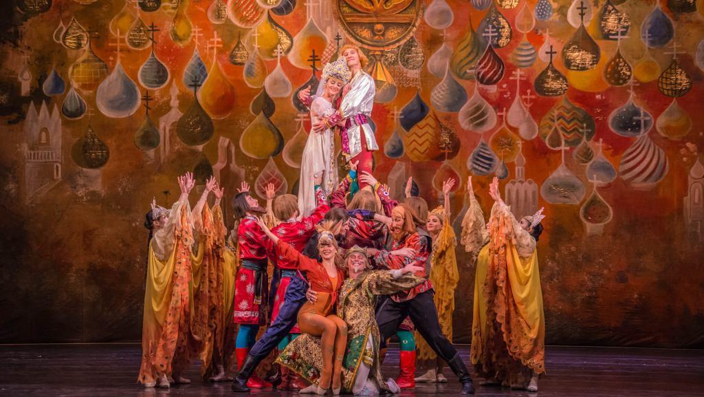 На сцені «Схід OPERA» покажуть відновлену дитячу виставу «Горбоконик»