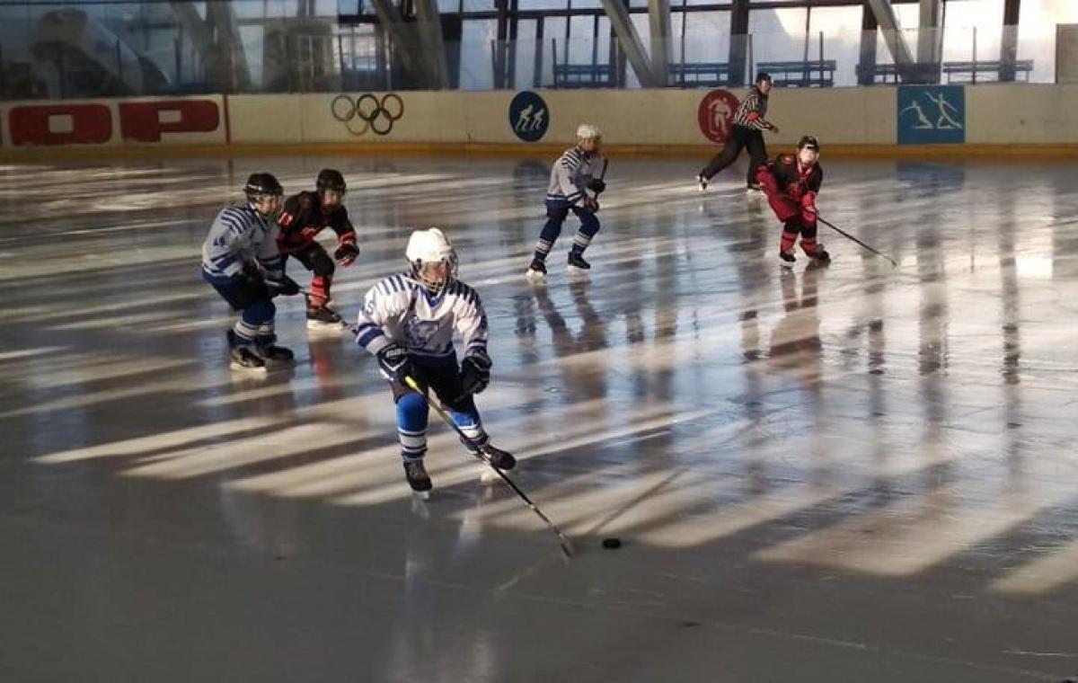 У Харкові відбувся всеукраїнський дитячий новорічний турнір з хокею
