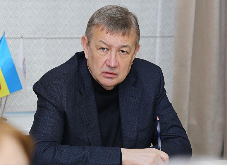 Сергій Чернов провів особистий прийом громадян