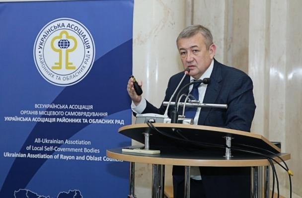 Сергій Чернов: УАРОР виклала позиційні документи щодо проведеної роботи в контексті децентралізації