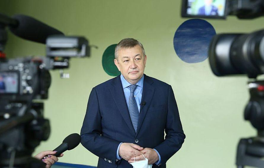Сергій Чернов: Потрібна якісно нова модель розвитку економіки