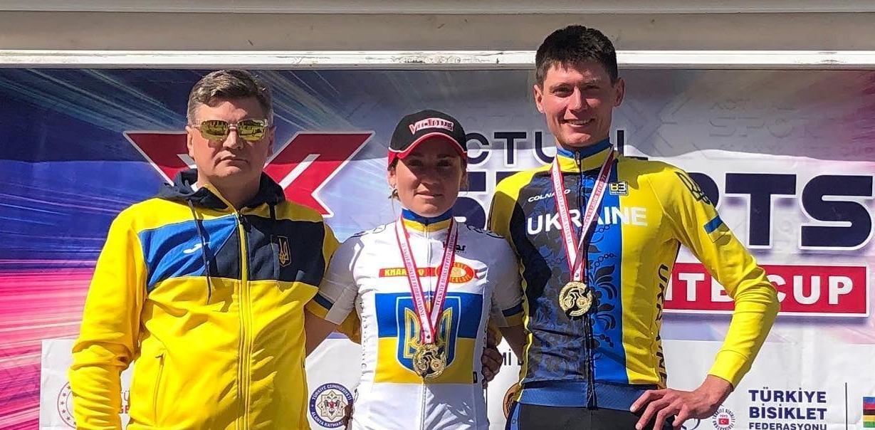 Харків'яни успішно виступили на велоперегонах у Туреччині та Італії