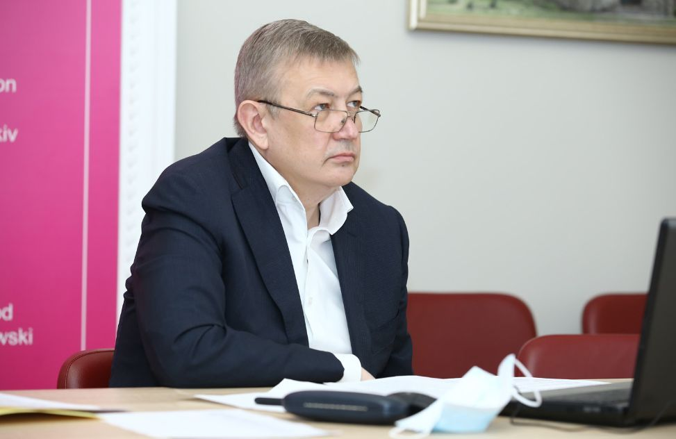 Сергій Чернов: В перехідний період важливо не втратити кількість, якість та доступність адміністративних послуг