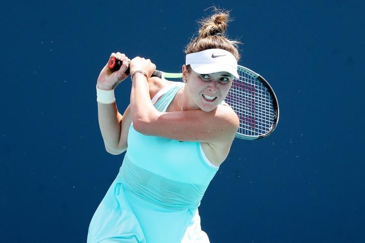 Еліна Світоліна не потрапила до фіналу Miami Open