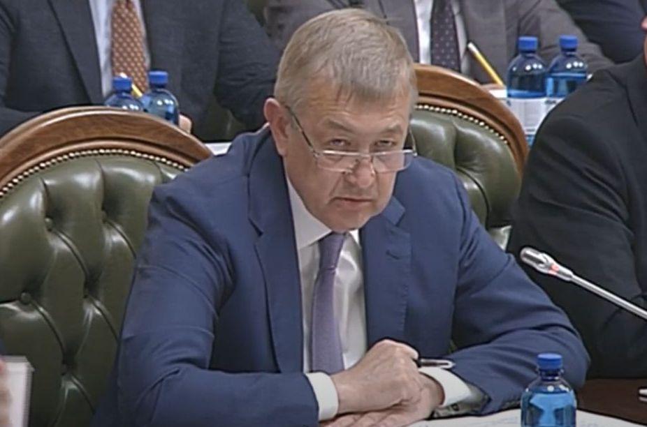 Сергій Чернов: Для стабілізації діяльності районних рад необхідно вносити зміни до Бюджетного кодексу
