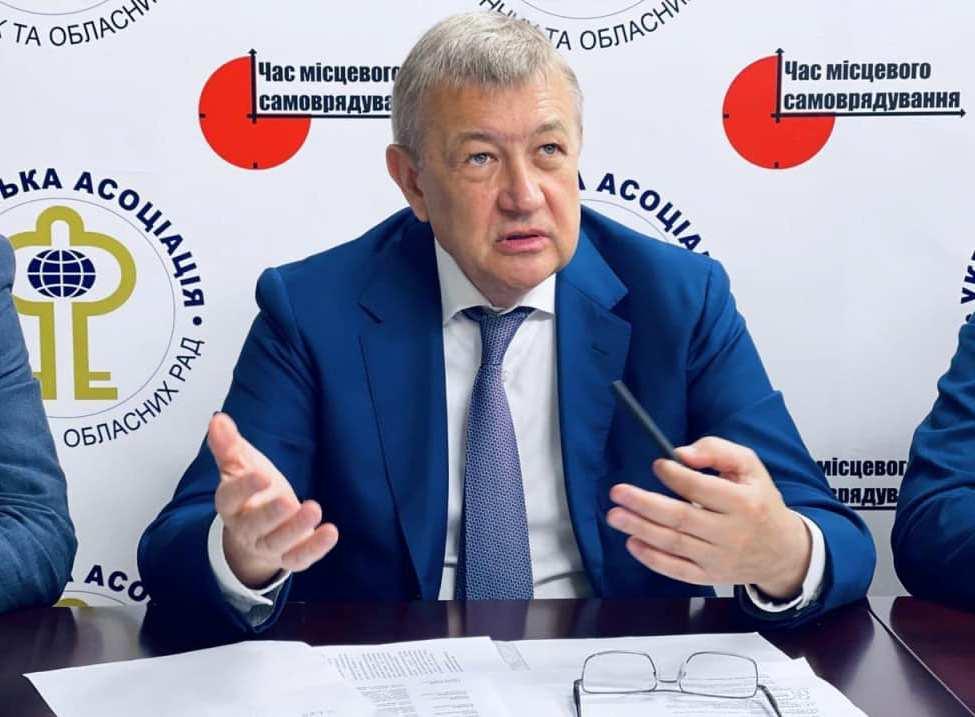 Сергій Чернов: УАРОР ініціювала створення парламентського міжфракційного об'єднання з питань місцевого самоврядування