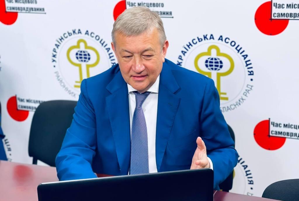 Сергій Чернов: Позиція Асоціації щодо тексту змін до Конституції в частині децентралізації відстоюється експертами