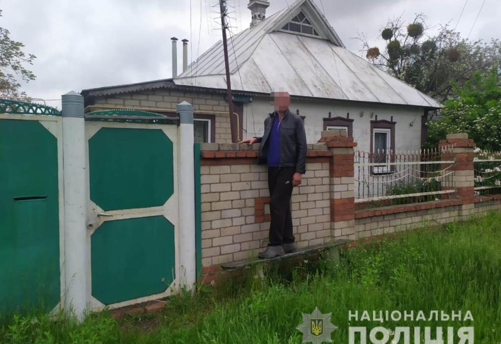 У Краснокутську викрили чоловіка, як обкрадав дачні будинки