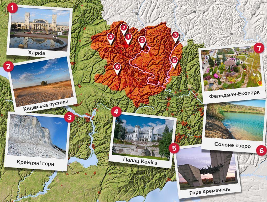 Організаторам туристичних подорожей і екскурсоводам презентують туристичні можливості України