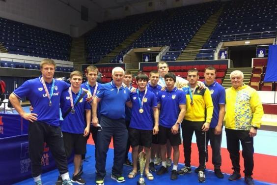 Харківські борці завоювали медалі в Румунії