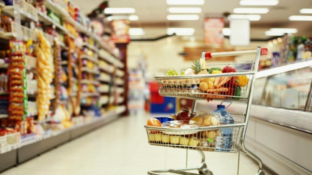 У червні ціни на продукти харчування та безалкогольні напої зросли на 0,3%