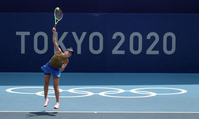 Еліна Світоліна програла у півфіналі Олімпіади