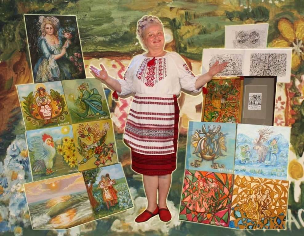 «Бузок» презентує виставку живопису