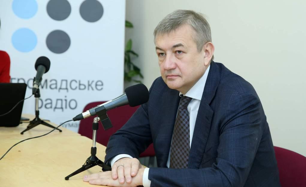 Сергій Чернов: УАРОР наполягає на подоланні кризи фінансування районних рад