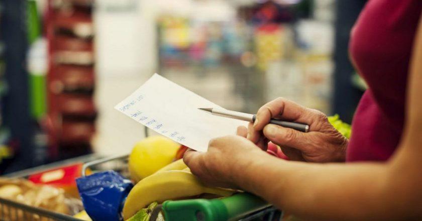 Середнє домогосподарство витрачало на харчування 3,5 тис грн на місяць