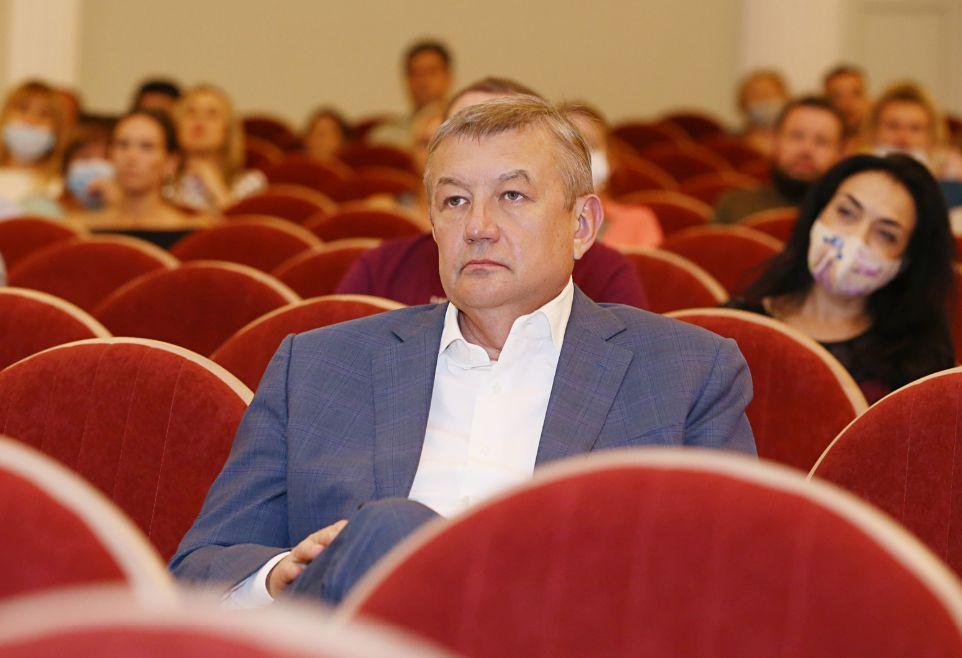 Сергій Чернов: Глядачі демонструють все більший інтерес до вітчизняних кінокартин